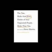 Steve Martin Book- Make That Ten
