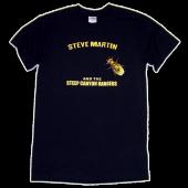 Steve Martin Black Fly Tee