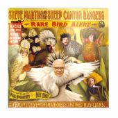 Steve Martin LP- Rare Bird
