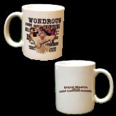 Steve Martin Coffee Mug- Wonderous