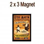 Steve Martin Magnet