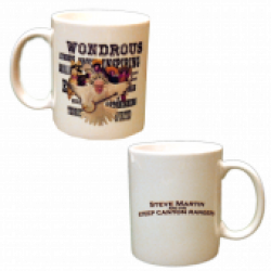 Steve Martin Coffee Mug- Wonderous